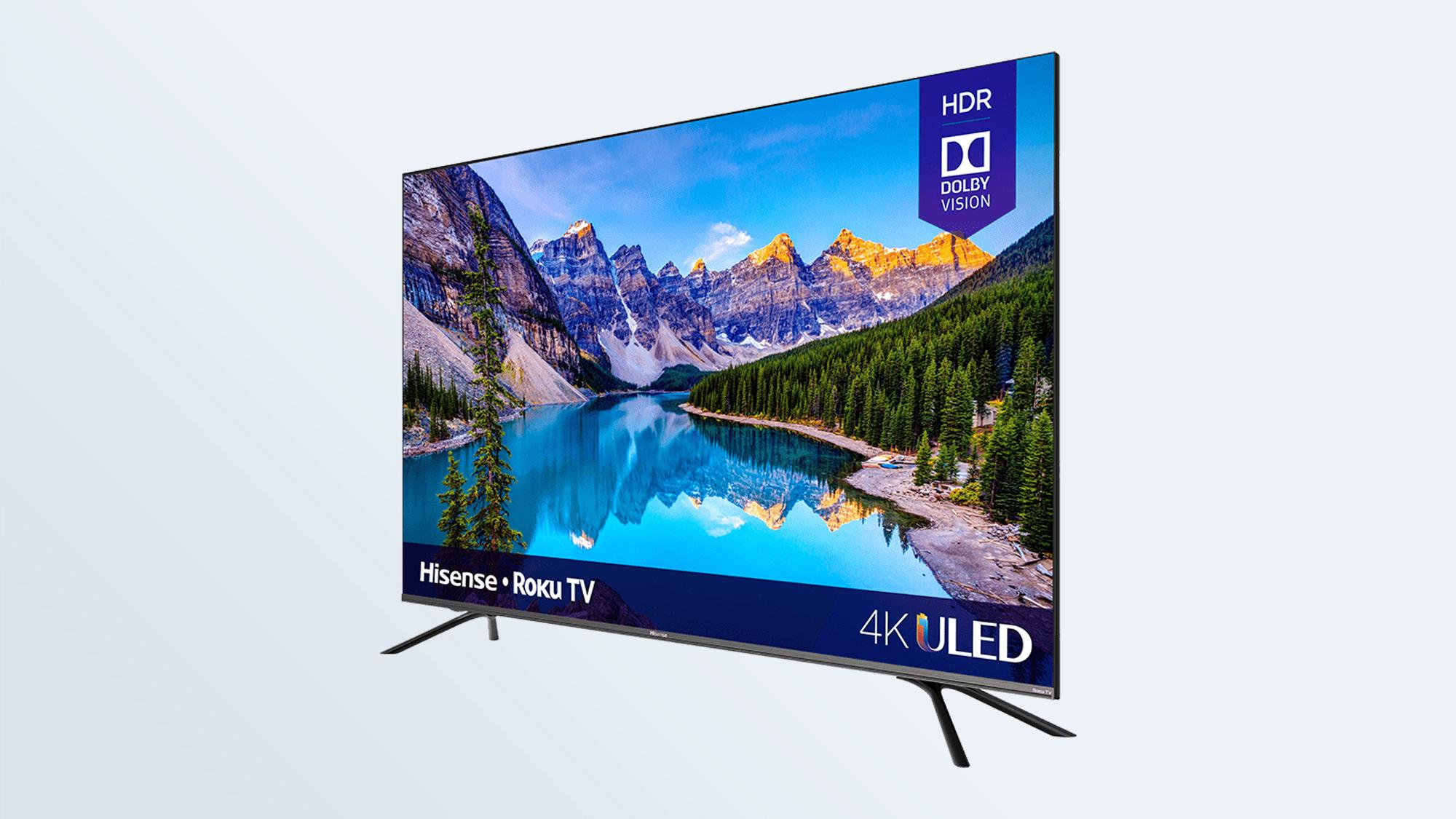 Best Roku TVs: Hisense R8F Roku TV