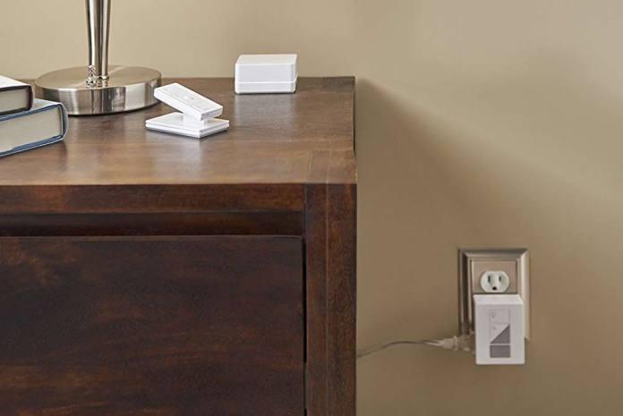best smart plugs: Lutron Caseta smart dimmer