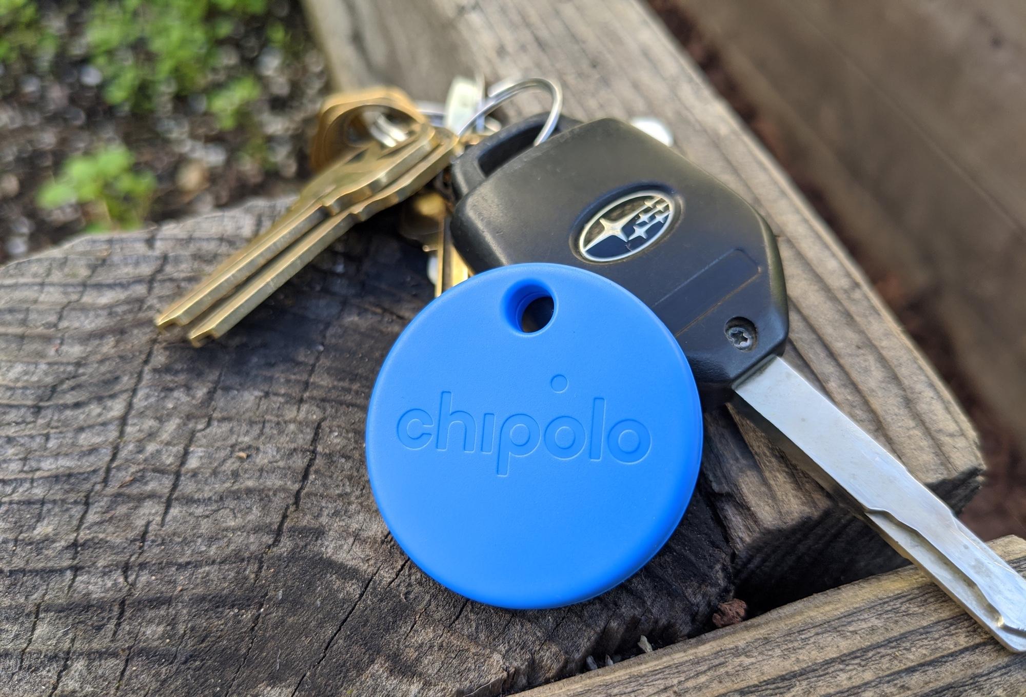 best key finder: Chipolo One key finder