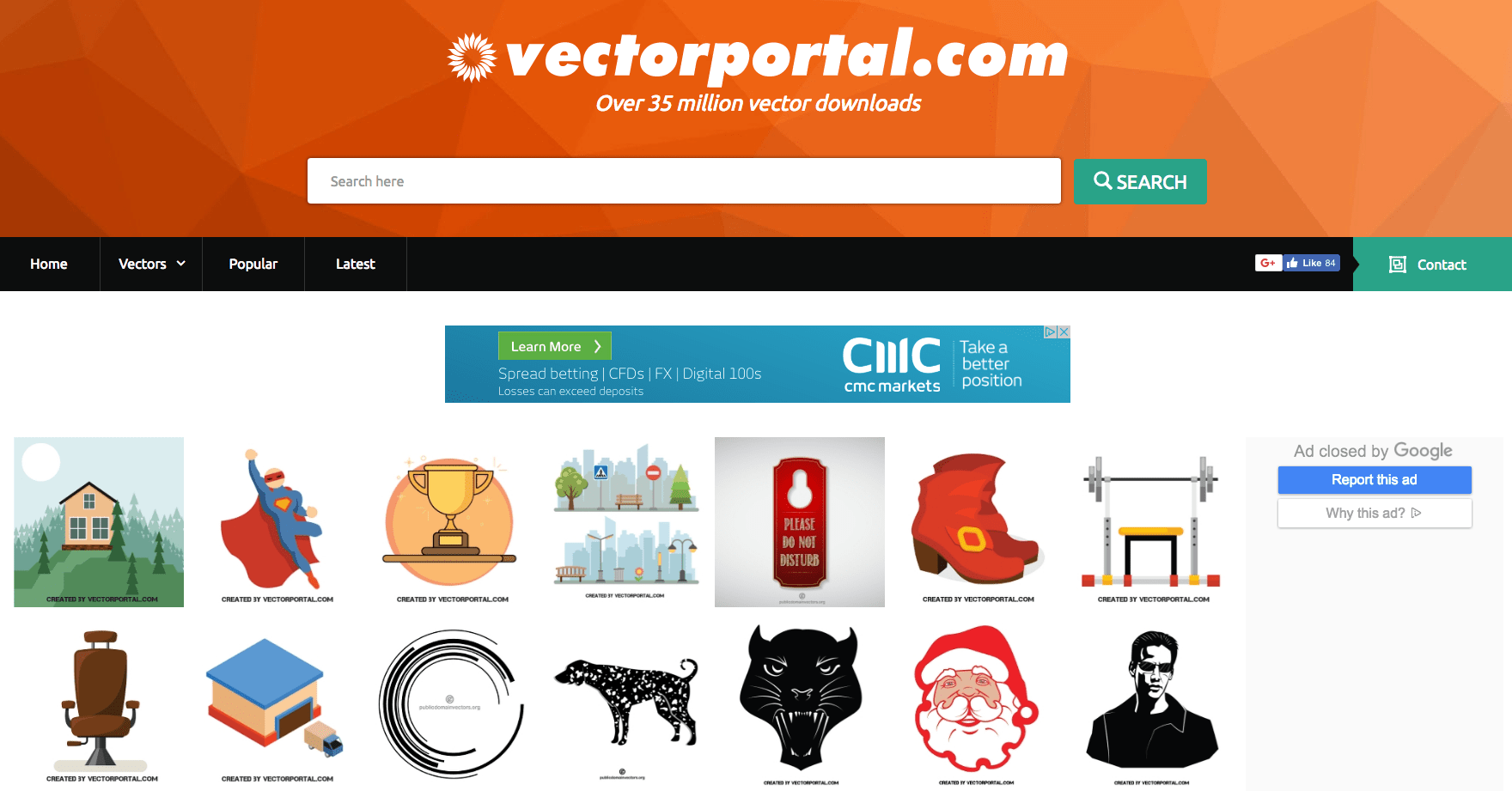 The 22 best places to find free vector art online 7