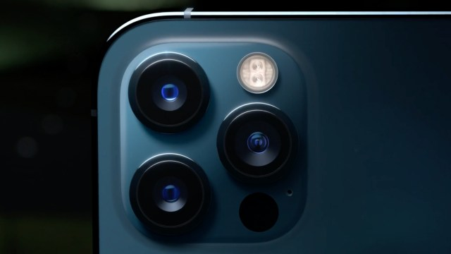 Why the iPhone 12 Pro Max is Apple's first serious attack on mirrorless  cameras | TechRadar