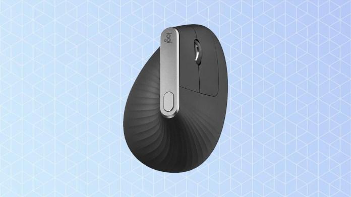 Best mouse: Logitech MX Vertical