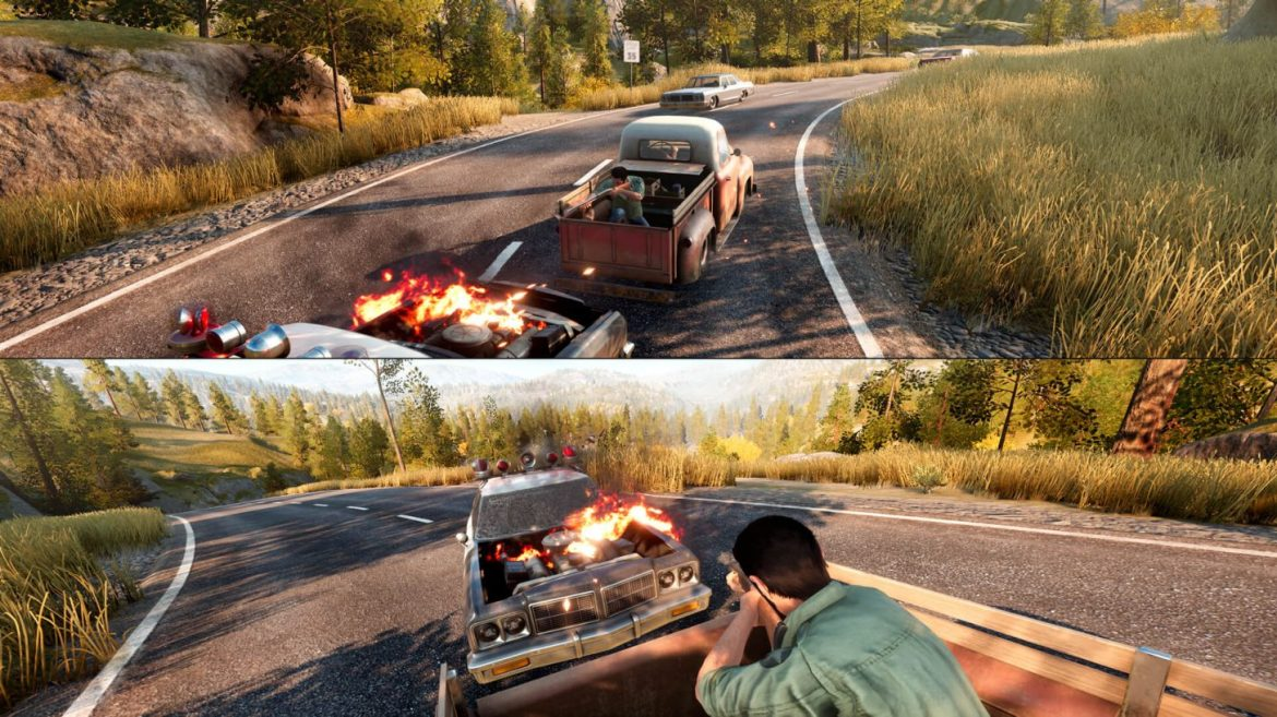 The best split screen PS4 games: a way out