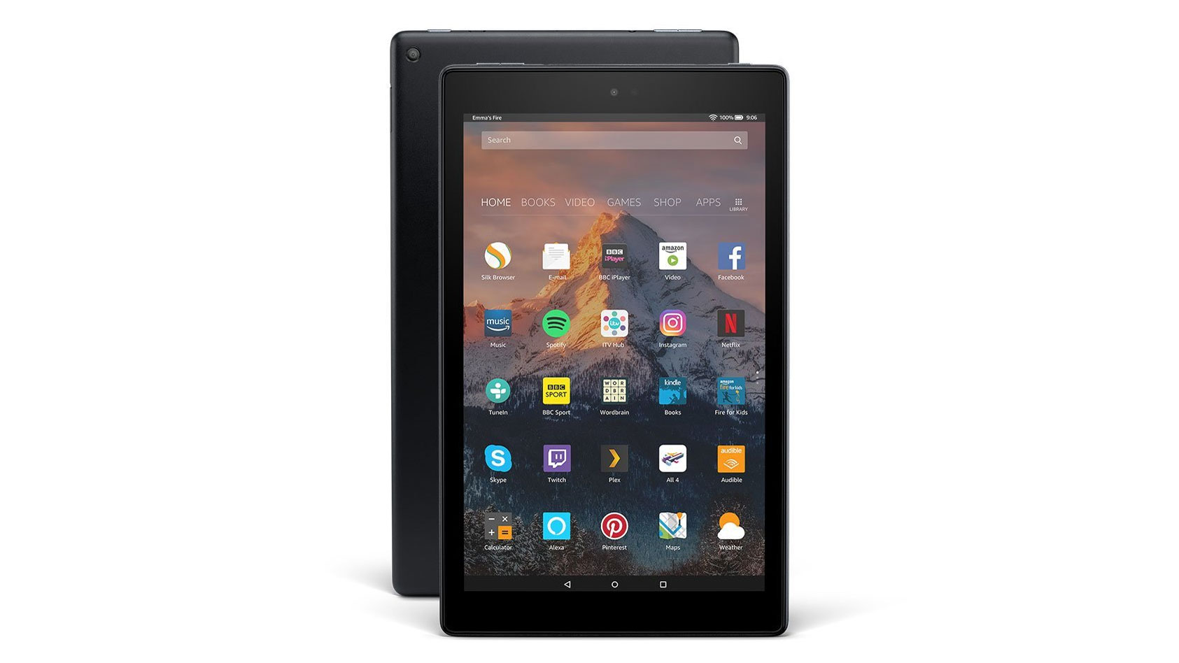 Best cheap tablets: Amazon Fire HD 10