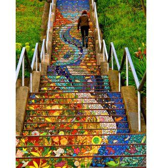 Street art: 16th Avenue