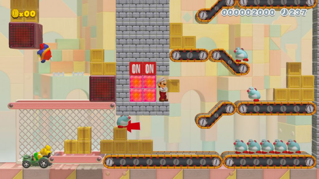 best Nintendo Switch games: super mario maker 2