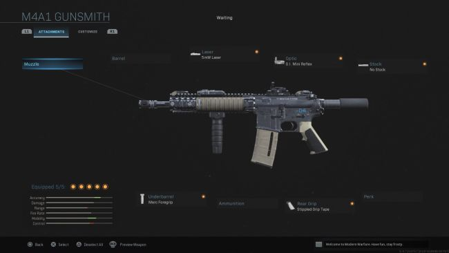 Call of Duty: Warzone En İyi M4A1 Loadout'ları