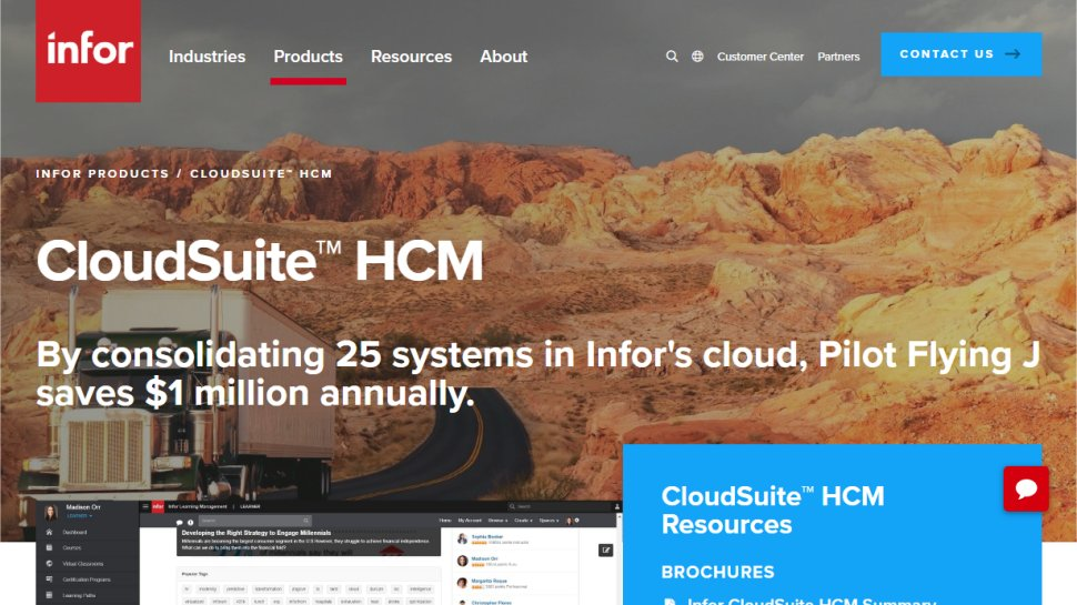 Infor CloudSuite HCM