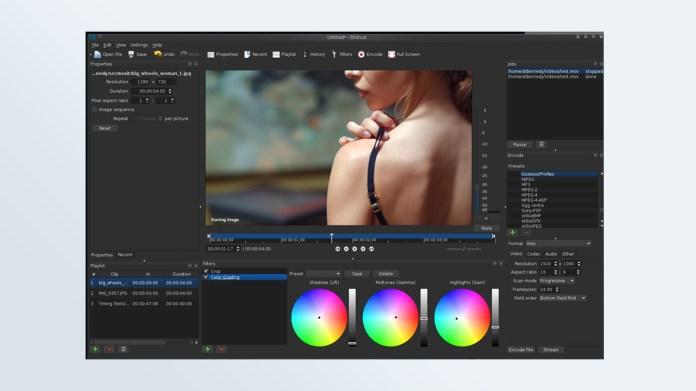 Best free video editing software: Shotcut