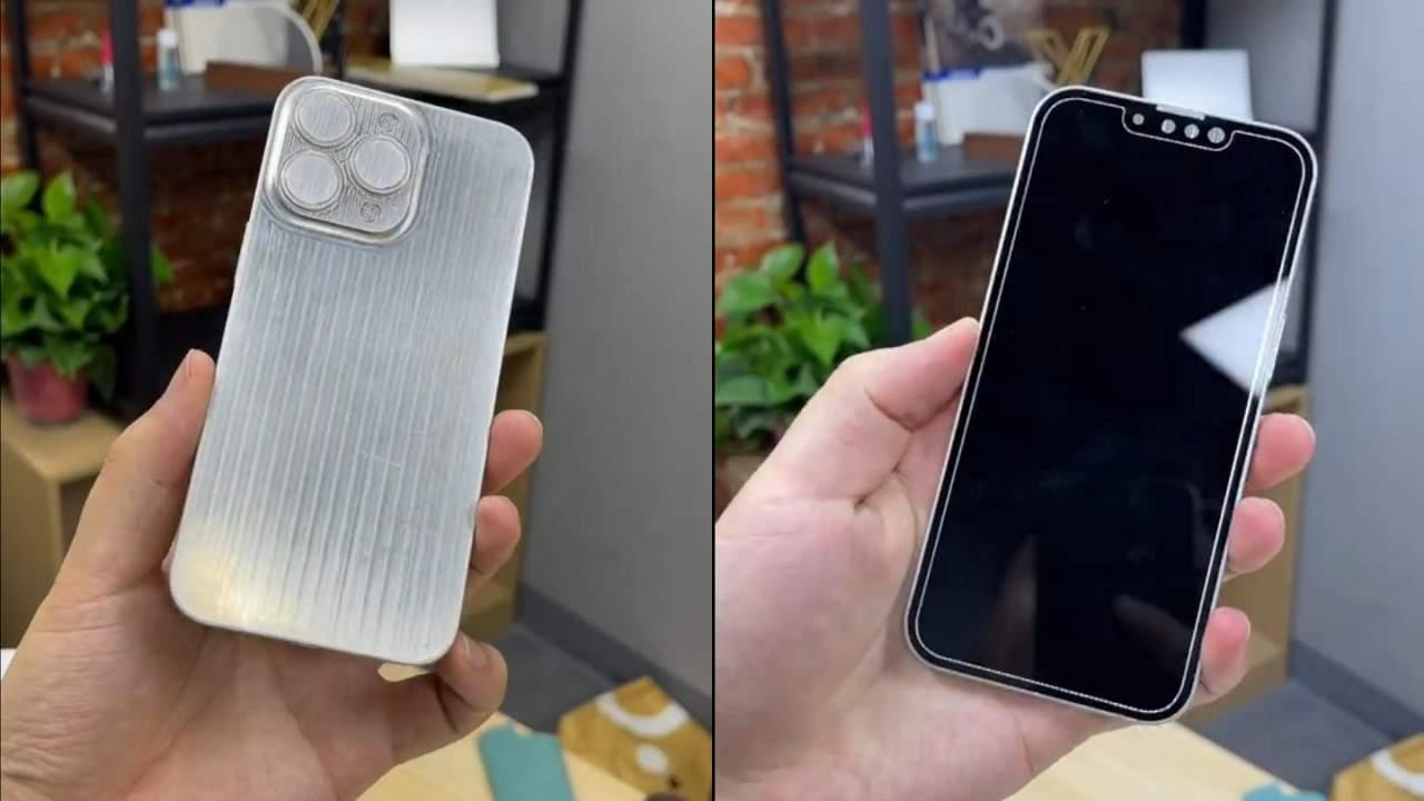 iPhone 13 Pro dummy unit