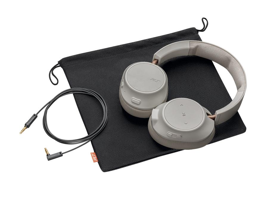 best cheap noise cancelling headphones: Plantronics BackBeat Go 810