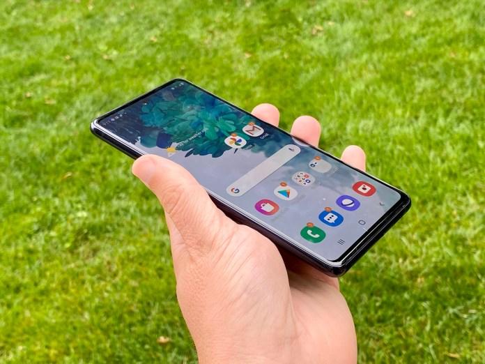 Best unlocked phones: Samsung Galaxy S20 FE