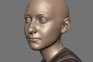 Create a lifelike digital human: Uncanny valley
