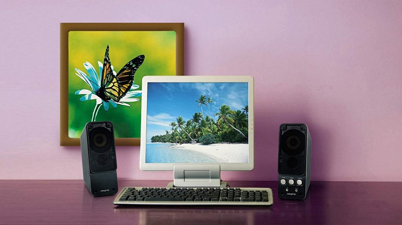 Best computer speakers: Creative Labs GigaWorks T20 Series II