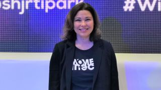 Ayumi Moore Aoki, Founder and President of Women in Tech