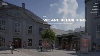 Danish Design Museum's site