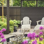Garden Fence Ideas 15 Stylish Designs For Your Garden Real Homes