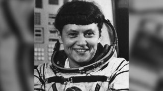 Svetlana Savitskaya, the second woman in space and the first woman to go to space twice