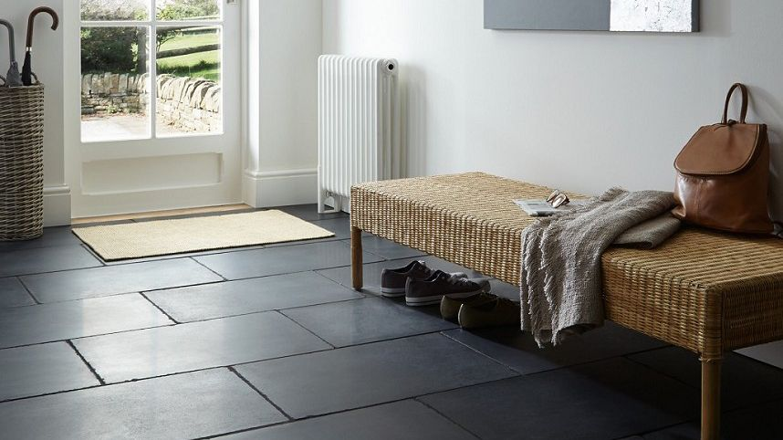 how to choose real stone floor tiles