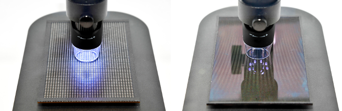 micro-LED vs. OLED