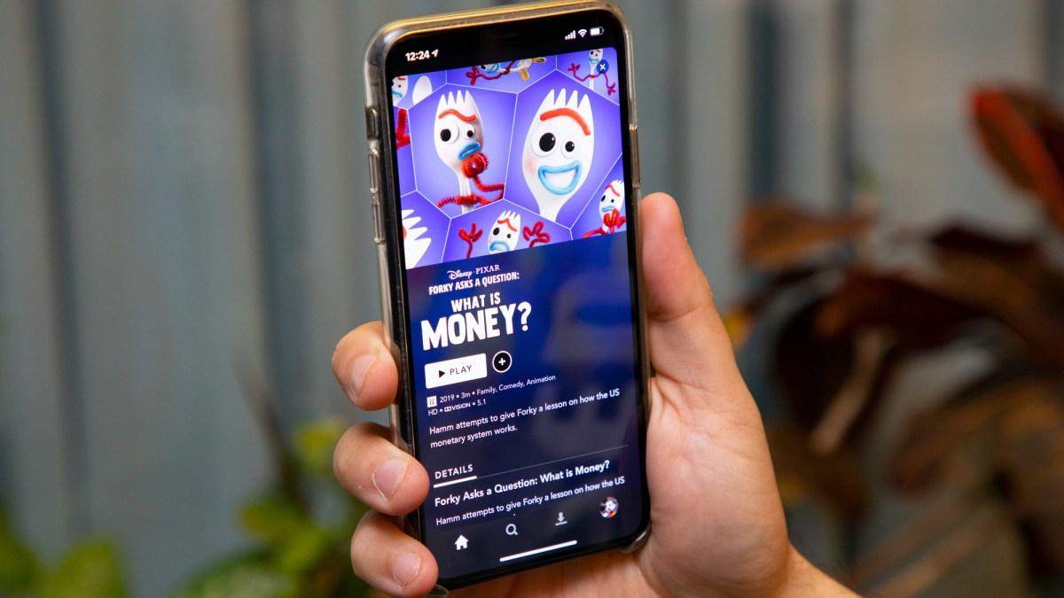 Disney Plus review: Forky asks a question