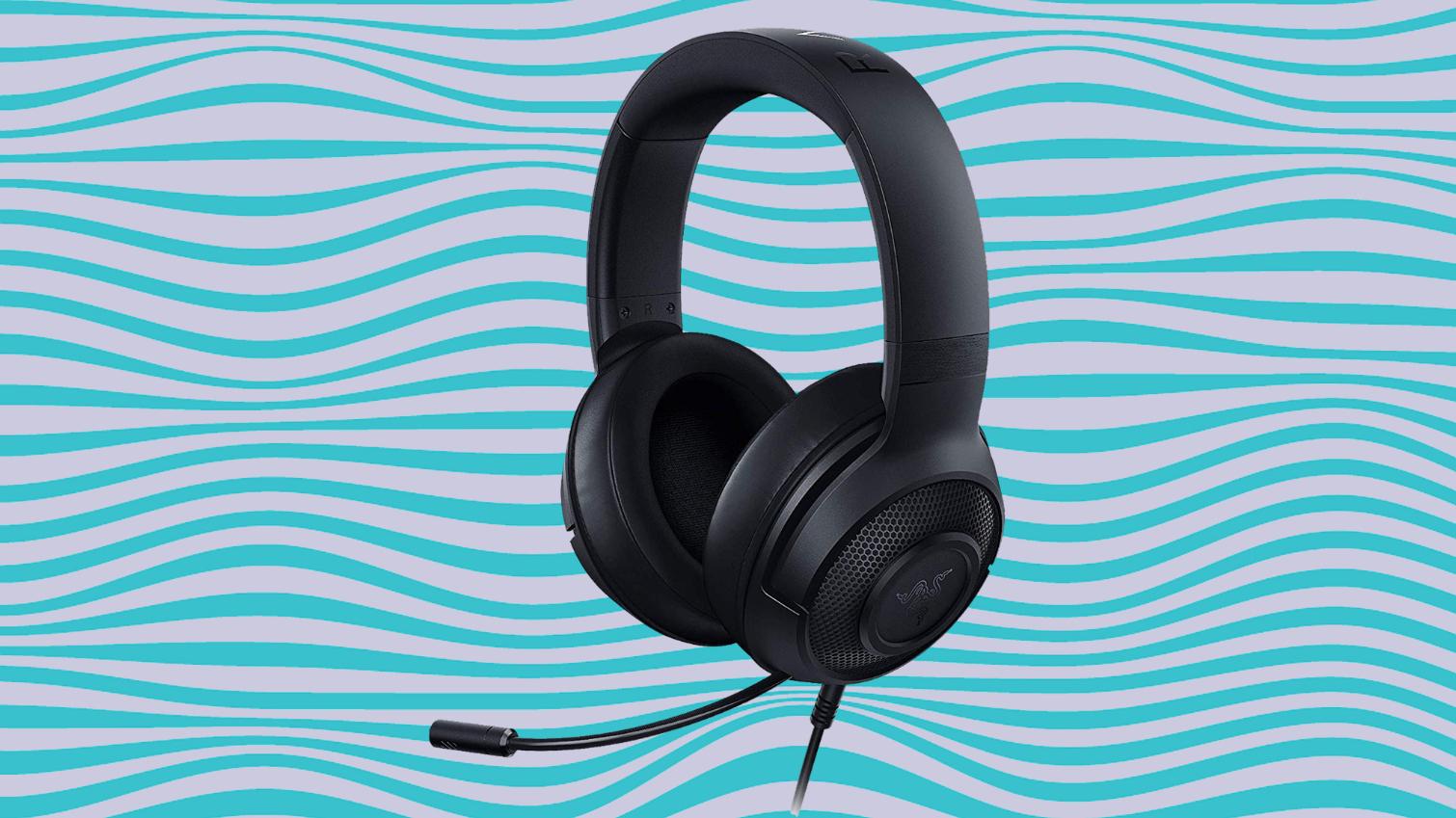 Best headsets for PS5: Razer Kraken X