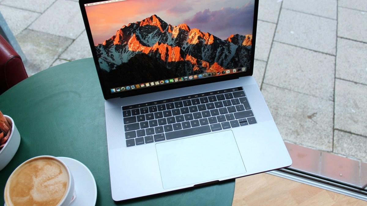 15-inch MacBook Pro with Retina