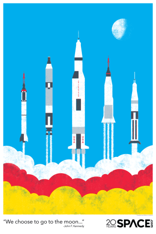 Space.com Debuts New Series of Free Posters to Celebrate ...