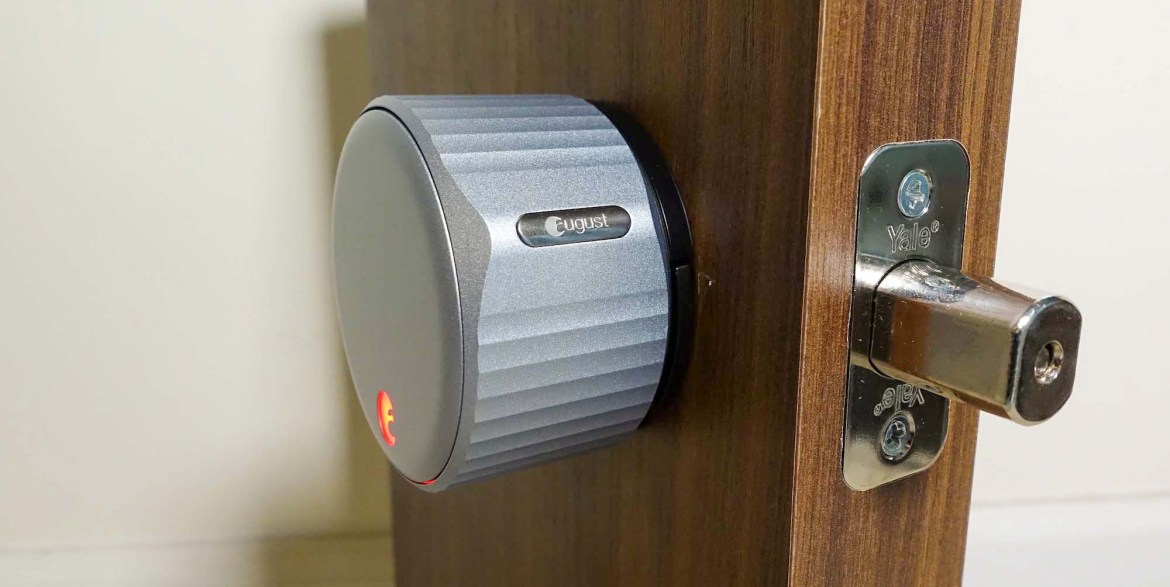 August Wi-Fi Smart Lock review