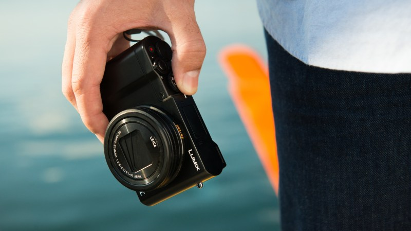 Best compact camera: Panasonic TZ100/FS100