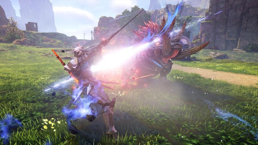 Rumor: Next Tales RPG screenshots leaked, called Tales Arise | PC Gamer