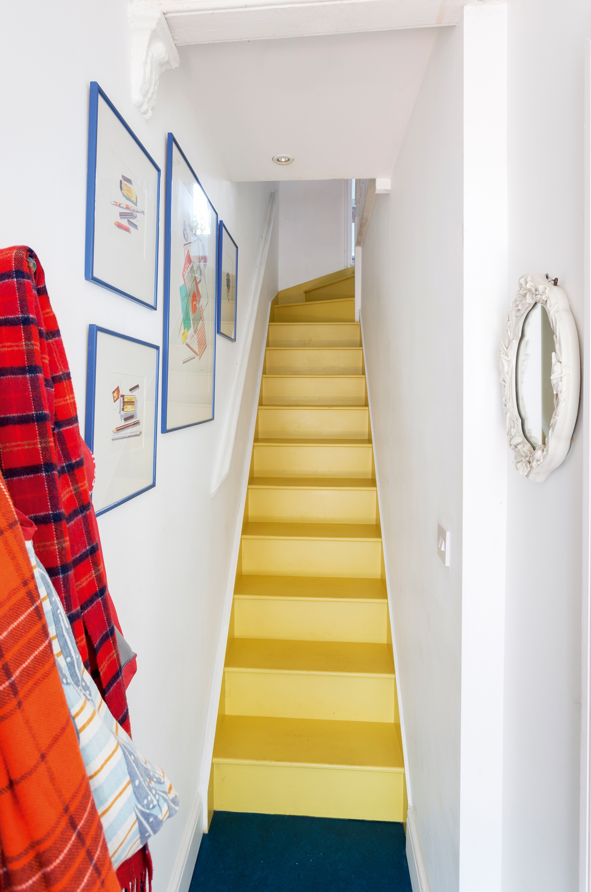 Painting Stairs 10 Ideas And Tips On How To Update Your Stairs | Stripping Stairs Back To Wood | Paint Remover | Stair Risers | Stair Treads | Steps | Hardwood