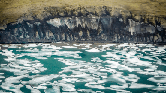 Greenhouse gas 'Zombies' lurks in the permafrost beneath the Arctic Ocean