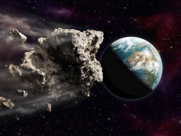This Asteroid Has a 1-in-7,000 Chance of Hitting Earth ...