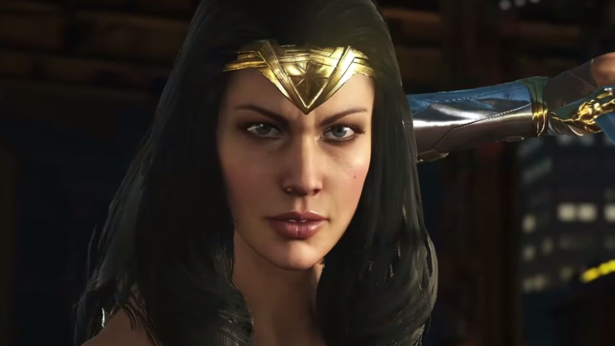 Injustice 2 Celebrates The Wonder Woman Premiere With A