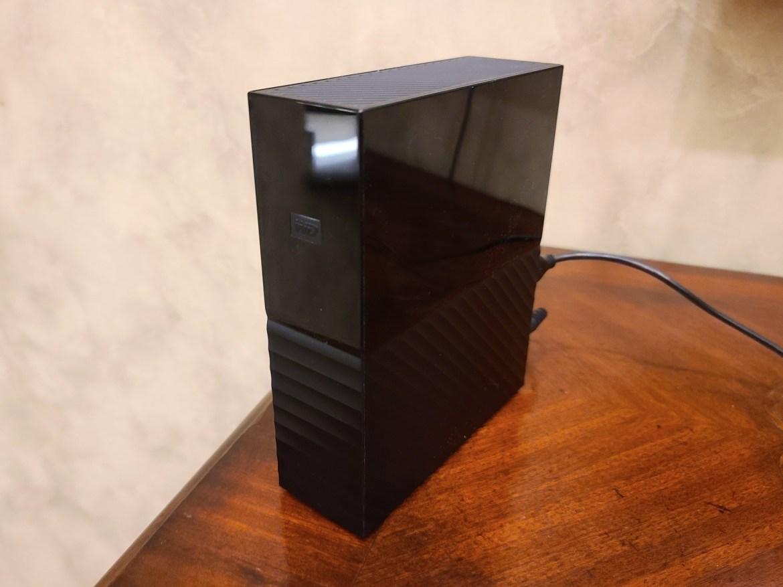 Best external hard drives: WD My Book (4TB)
