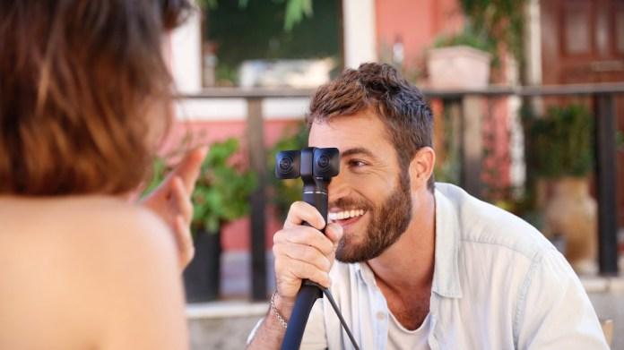 Best 360 cameras: Vuze XR
