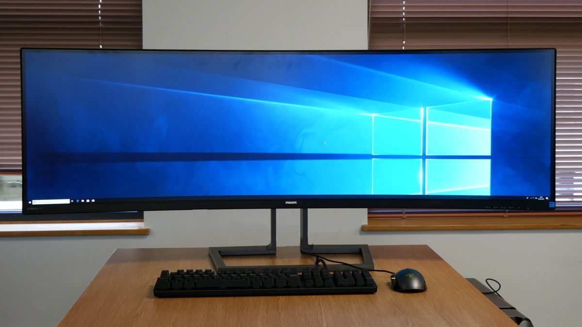 Philips 499P9H 49-inch Gaming Monitor Review