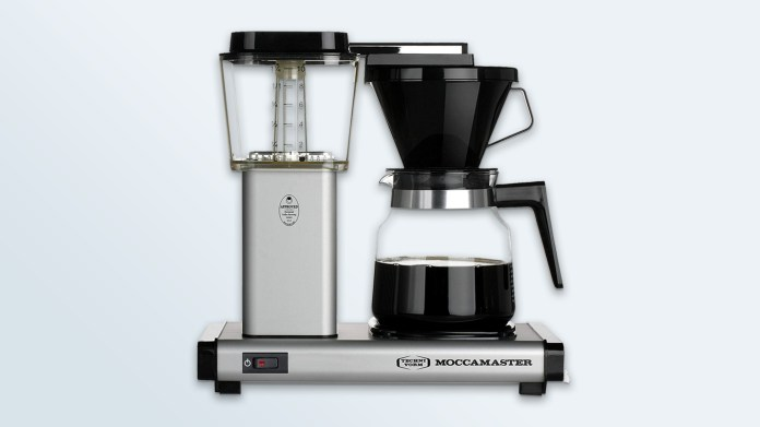 Best coffee makers: Technivorm Moccamaster