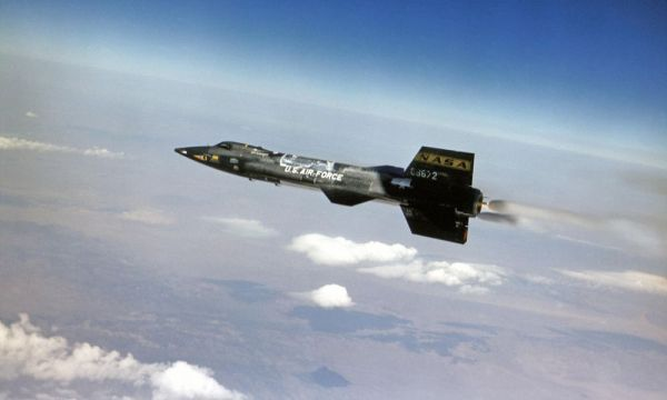 Photos: X-15 Rocket Plane Reaches Space in Test Flights ...