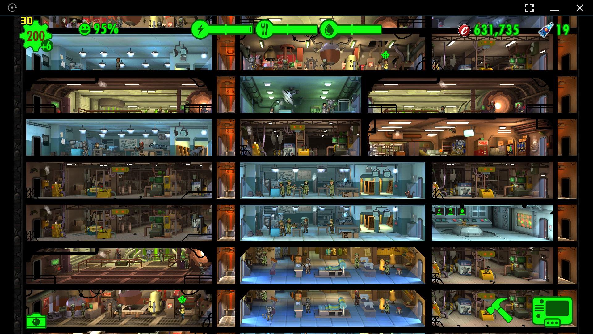 """Résultat de recherche d'images pour """"fallout shelter"""""""