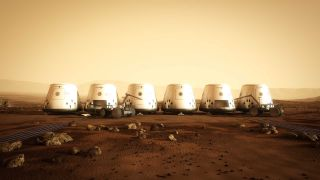 Mars One's Red Planet Colony Project (Gallery) | Space
