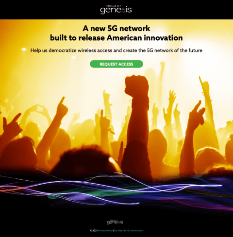 Dish Launches 'Project Gene5is' Website for 5G Info   Multichannel News