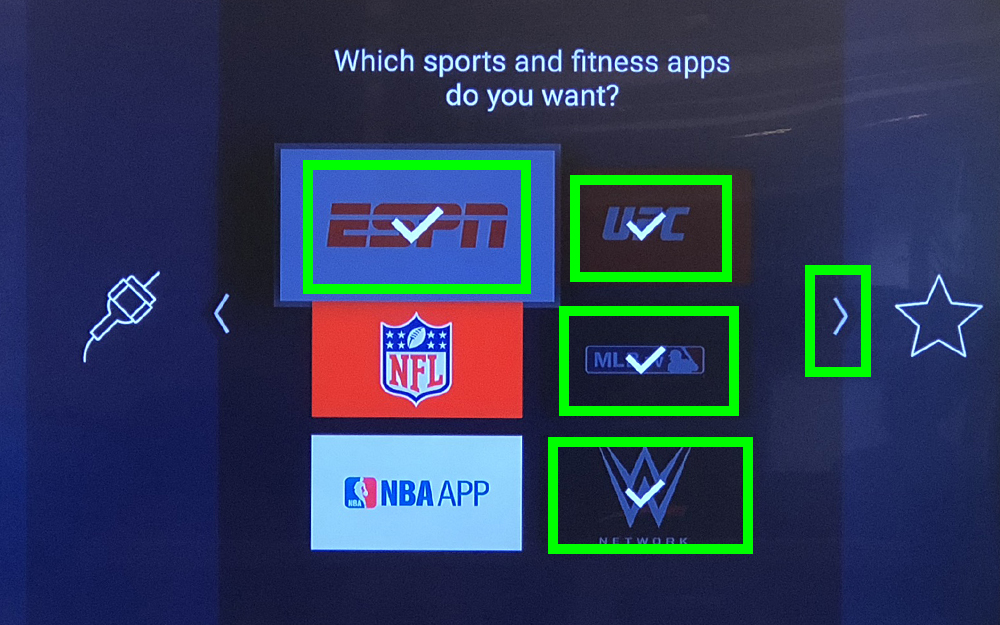 how to use fire stick - sports