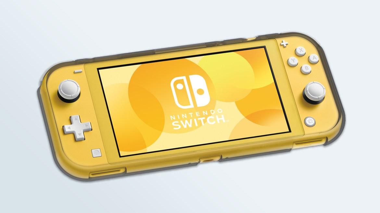 Best Nintendo Switch Lite accessories - Hori Duraflexi Protector