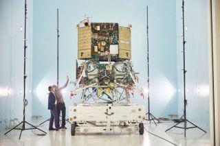Vaisseau spatial Luna 25