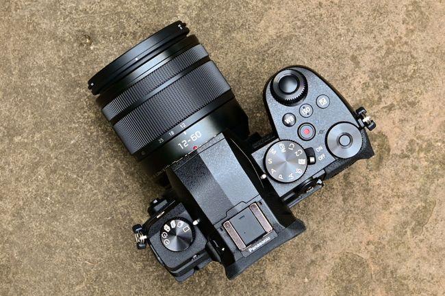 إستعراض كاميرا Panasonic G95 / G90 الجديدة 3
