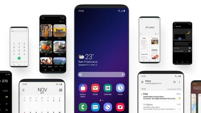 Samsung announces new software overlay - One UI 3.0   TechRadar
