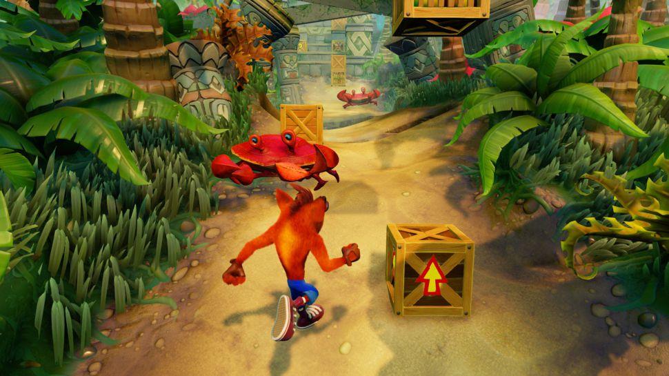 Crash Bandicoot N. Sane Trilogy
