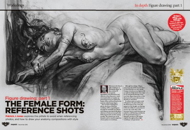 yu7BfUoNqFqrBKNmWvcHD3 Improve your figure drawing with ImagineFX 167 Random